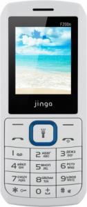 Фото МОБИЛЬНАЯ ЭЛЕКТРОНИКА, Мобильные телефоны кнопочные Мобильный телефон Jinga Simple F200n (бело-синий)