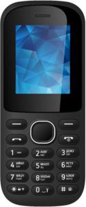 Фото МОБИЛЬНАЯ ЭЛЕКТРОНИКА, Мобильные телефоны кнопочные Мобильный телефон Vertex M110 (черный)