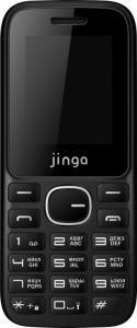 Фото МОБИЛЬНАЯ ЭЛЕКТРОНИКА, Мобильные телефоны кнопочные Мобильный телефон Jinga Simple F110 (черный)