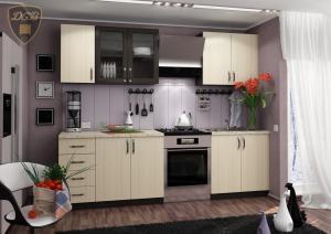 Фото  Кухня ТАТЬЯНА 2,0м(ДСВ мебель)