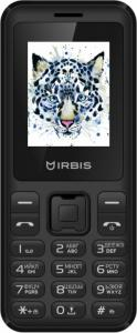 Фото Мобильные телефоны до 1000 руб., Мобильные телефоны кнопочные Мобильный телефон Irbis SF50 (черный)