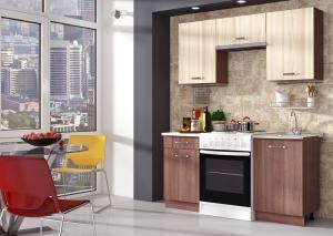 Фото  Кухня Татьяна-2 1,6м(ДСВ мебель)