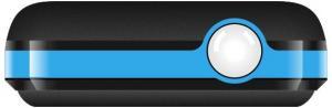 Фото Мобильные телефоны до 1000 руб., Мобильные телефоны кнопочные Мобильный телефон Irbis SF50 (черно-синий)