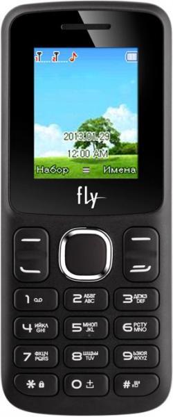 Мобильный телефон Fly FF179 (черный)