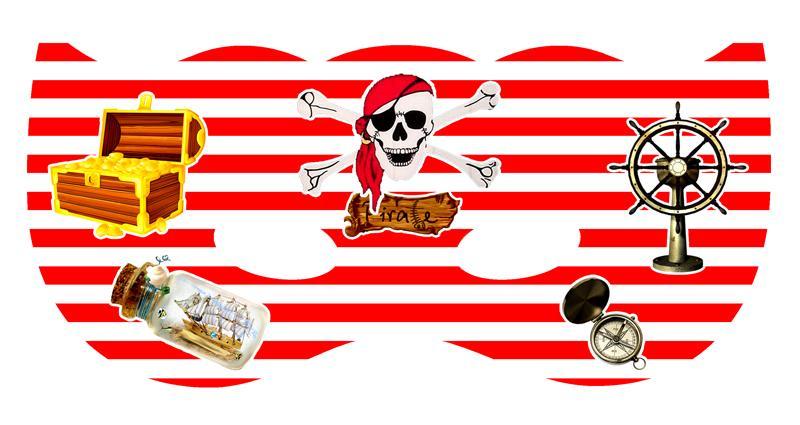 "Маски ""Пираты"""