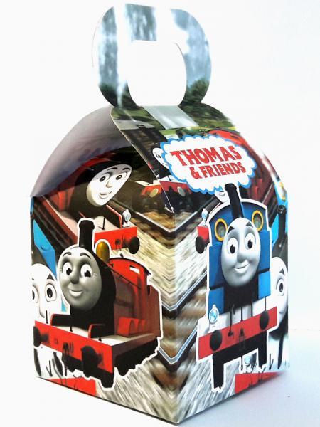 """Коробочки 10*10*12 """"Паравозик Томас"""""""