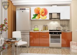 Фото  Кухня ПЕРСИК 2,1м(ДСВ мебель)