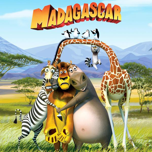 "Игра-ходилка ""Мадагаскар"""