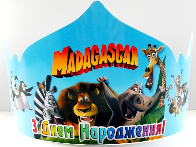 "Корона ""Мадагаскар"" РУС"