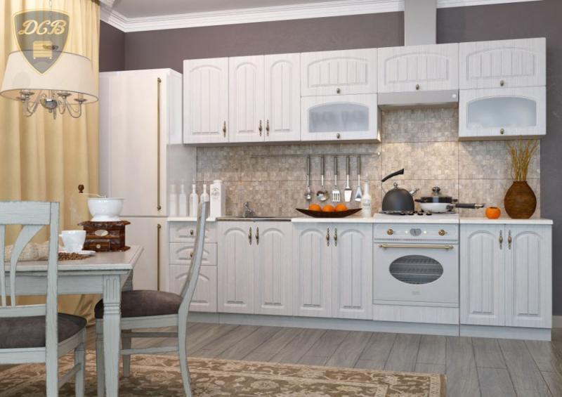 Кухня МОНАКО САНДАЛ модульная (ДСВ мебель)