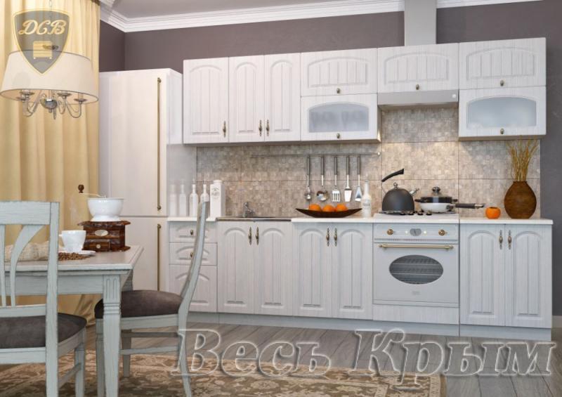 ДСВ мебель-Кухня МОНАКО САНДАЛ модульная Кухонные гарнитуры в Крыму