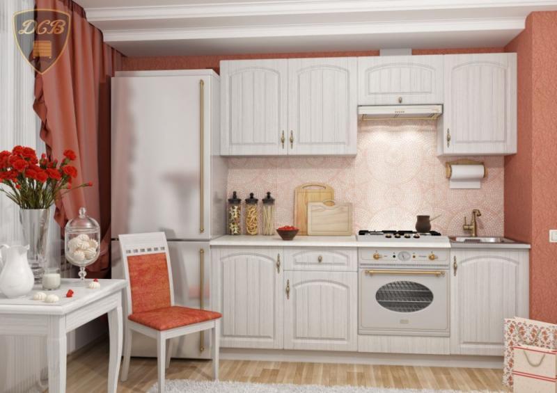 Кухня МОНАКО 2,1(ДСВ мебель)
