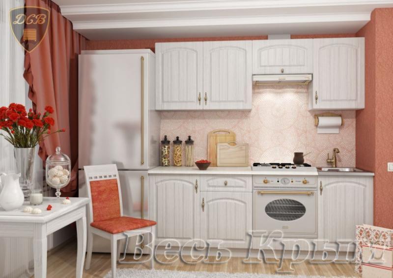 Кухня МОНАКО 2,1(ДСВ мебель) Кухонные гарнитуры в Крыму