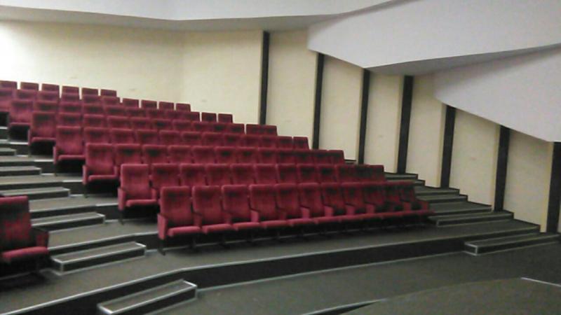 Кресло М1-ФВ в актовый зал школы, колледжа, кинотеатральный, зрительный зал, Дом культуры полумягкие под заказ от белорусского производителя. Производство. Цена