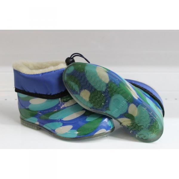 Фото Осень-весна обувь, Детская 9007 Галоши детские из силикона