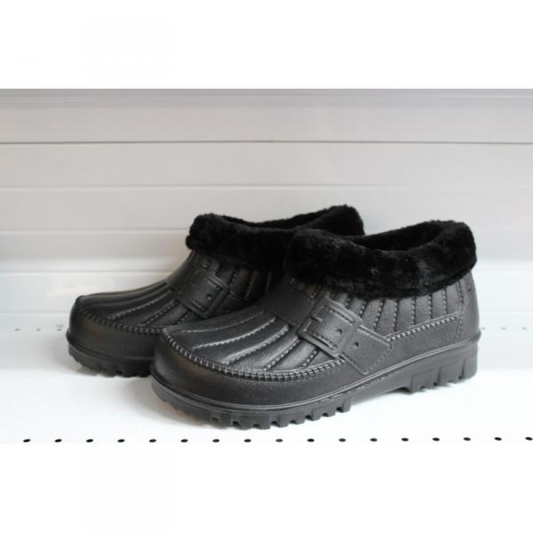 Фото Зимняя обувь, Мужская 1019 Боты мужские с утеплителем