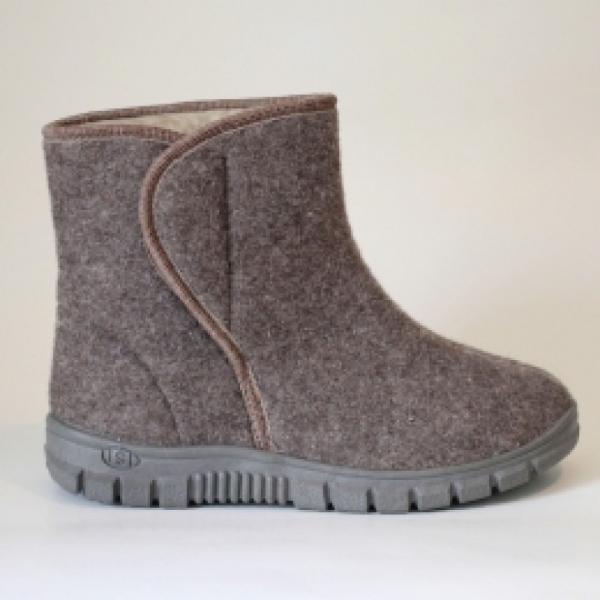 Фото Зимняя обувь, Мужская Ботинки 1002 оптом
