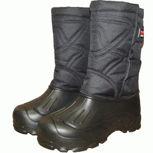 Фото Зимняя обувь, Мужская Сапоги ЭВА  «Аляска» на липучке (