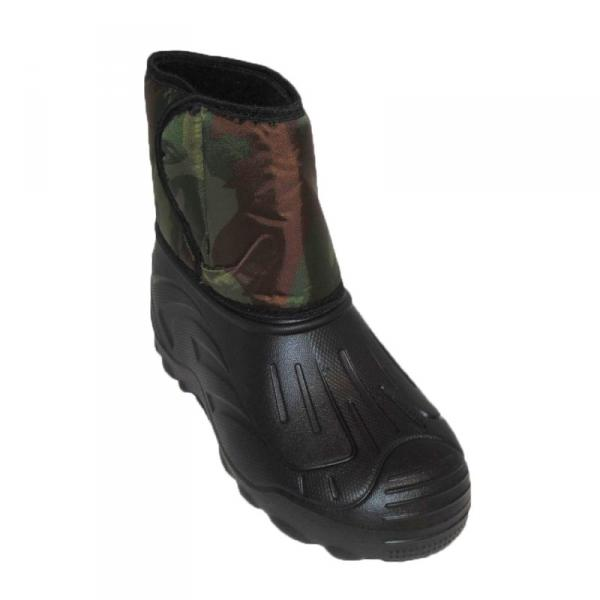 Фото Зимняя обувь, Женская Аляска на молнии (