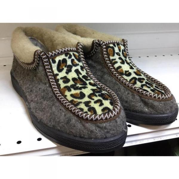 Фото Зимняя обувь, Женская Бабуши 0009 оптом
