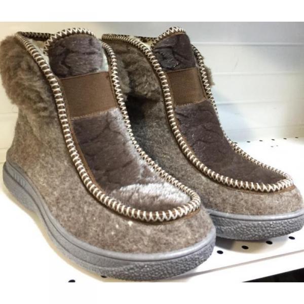Фото Зимняя обувь, Женская Полусапожки 0009 оптом