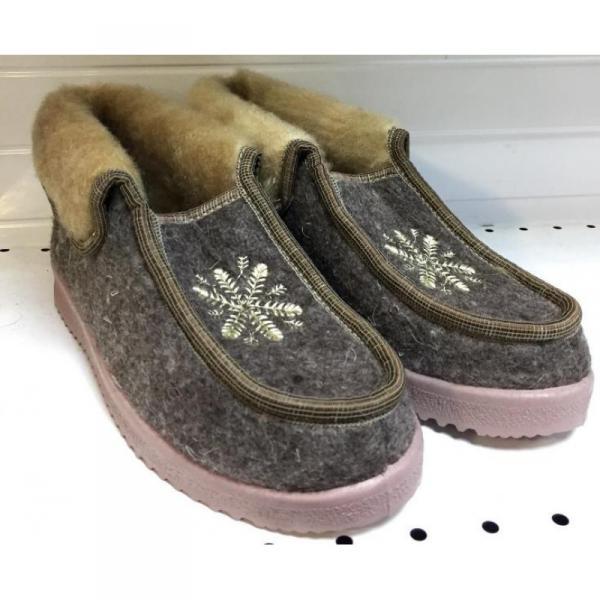 Фото Зимняя обувь, Женская Бабуши 0013 оптом