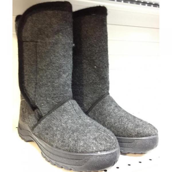 Фото Зимняя обувь, Женская Сапоги с вышивкой 0021. оптом
