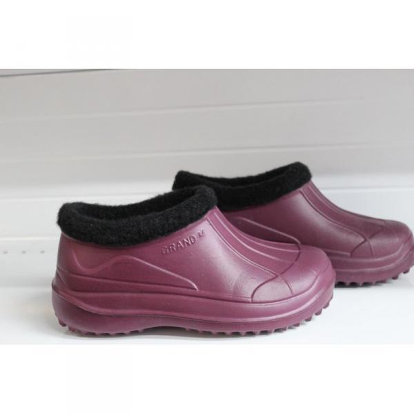 Фото Зимняя обувь, Детская 4008 Галоши детские с утеплителем