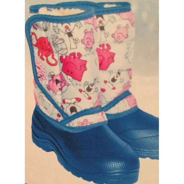 Фото Зимняя обувь, Детская Аляска ЭВА на липучке (