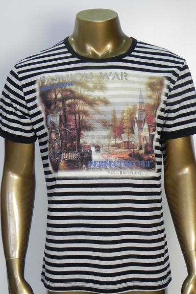 Мужская футболка | артикул 9147