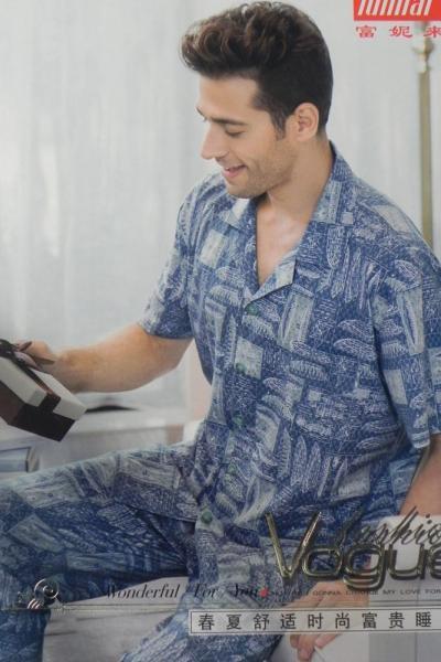 Мужская пижама Funilai | артикул 7492