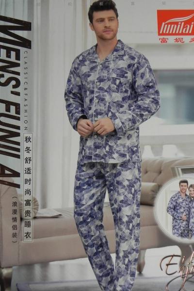 Мужская пижама Funilai | артикул 7579