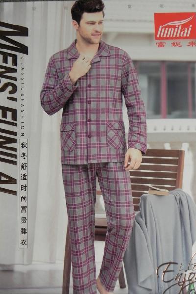 Мужская пижама Funilai | артикул 7586