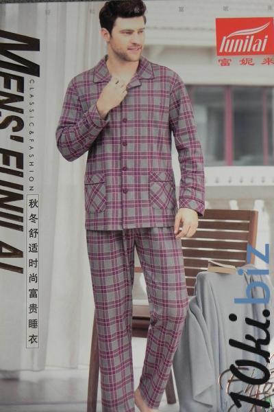 Мужская пижама Funilai | артикул 7586 Мужская пижама на рынке Восток в Новосибирске