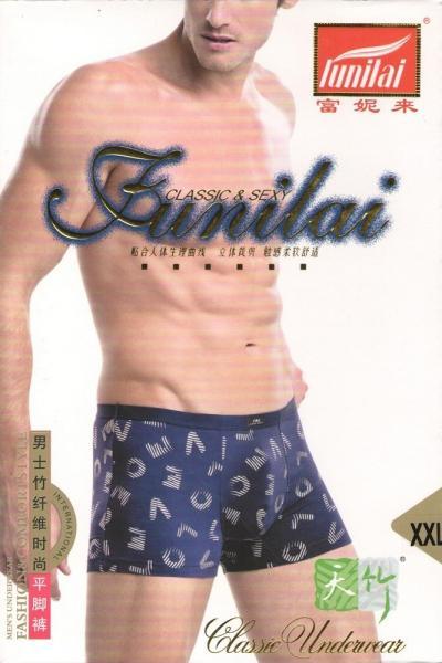 Мужские боксеры Funilai | артикул 0128