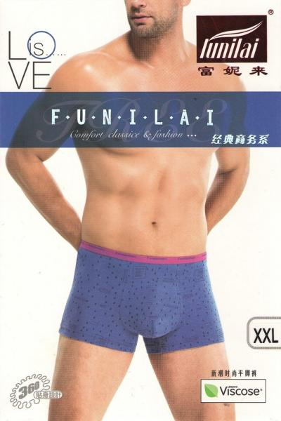 Мужские боксеры Funilai | артикул 0763