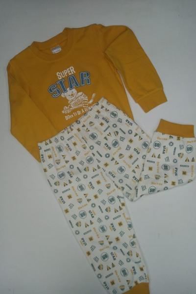 Фото Детское, Детская одежда Пижама для мальчика  | артикул B-6889