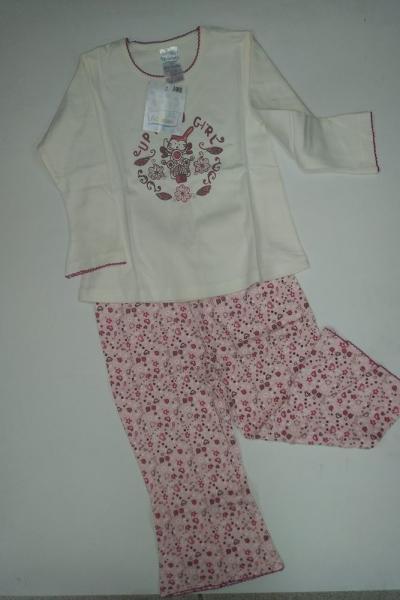 Фото Детское, Детская одежда Пижама детская  | артикул B-6888