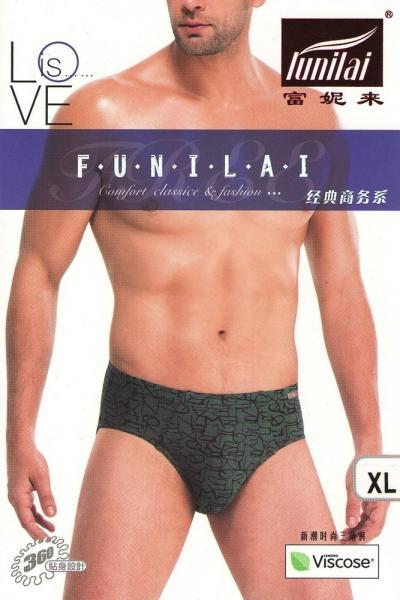 Мужские плавки Funilai | артикул 0769