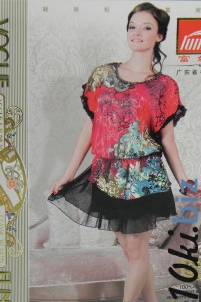 Туника  | артикул 6577 Короткие платья, мини платья на рынке Восток в Новосибирске