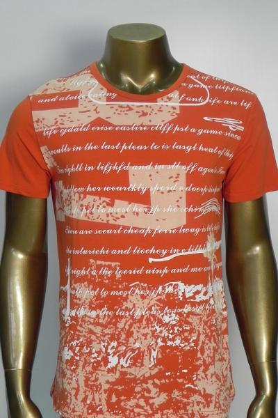 Мужская футболка | артикул 8030