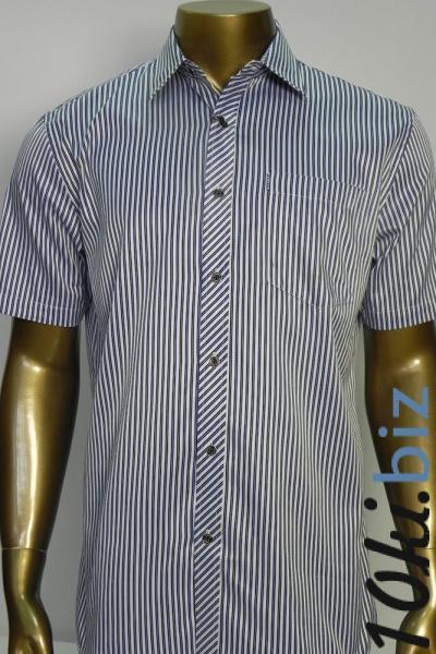 Мужская рубашка MINGMENYIGE   артикул 2118 Мужские майки футболки на рынке Восток в Новосибирске