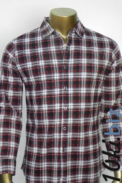 Мужской батник MINGMENYIGE | артикул 9001 Мужские майки футболки на рынке Восток в Новосибирске