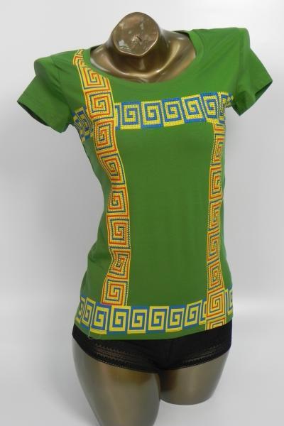 Фото Футболки, Короткий рукав Женская футболка | артикул 99173