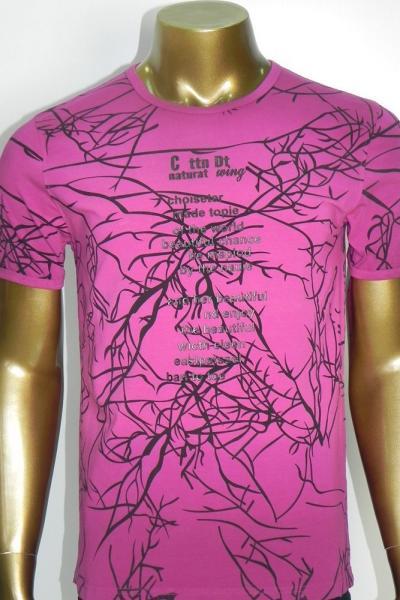 Фото Футболки, Короткий рукав Мужская футболка | артикул 12110
