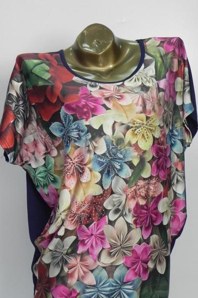 Женская футболка  | артикул 418