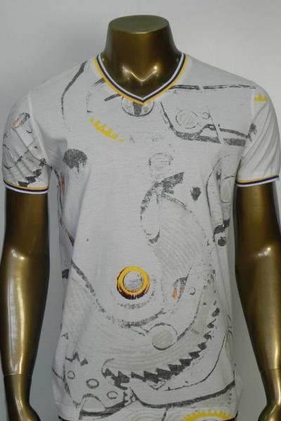 Фото Футболки, Короткий рукав Мужская футболка | артикул 8312