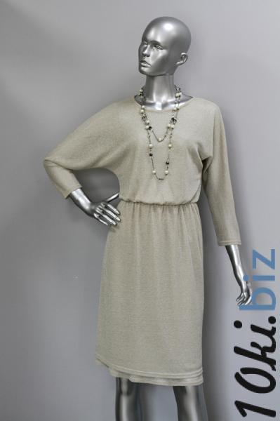 Платье П67 Беж