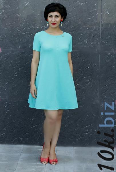 Платье П65 Мята Платья, сарафаны женские на рынке Восток в Новосибирске