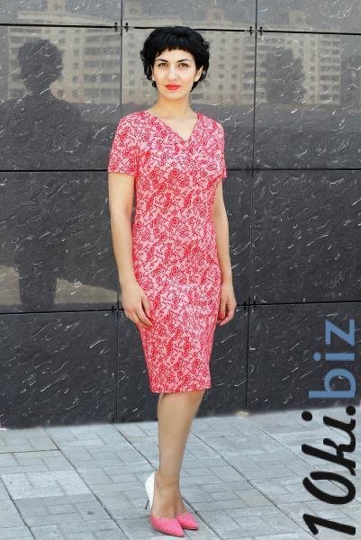 Платье П62 Фукра гипюр